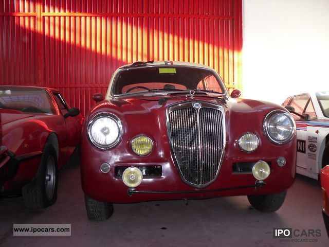 Lancia  LANCIA AURELIA B20 1954 Vintage, Classic and Old Cars photo