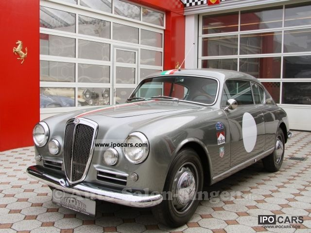 Lancia  Aurelia B 20 GT S 1954 Vintage, Classic and Old Cars photo