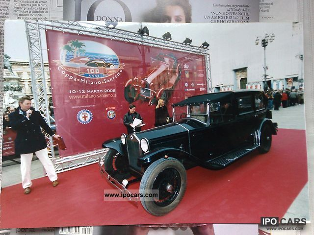 Lancia  LANCIA LAMBDA 9 \ 1931 Vintage, Classic and Old Cars photo