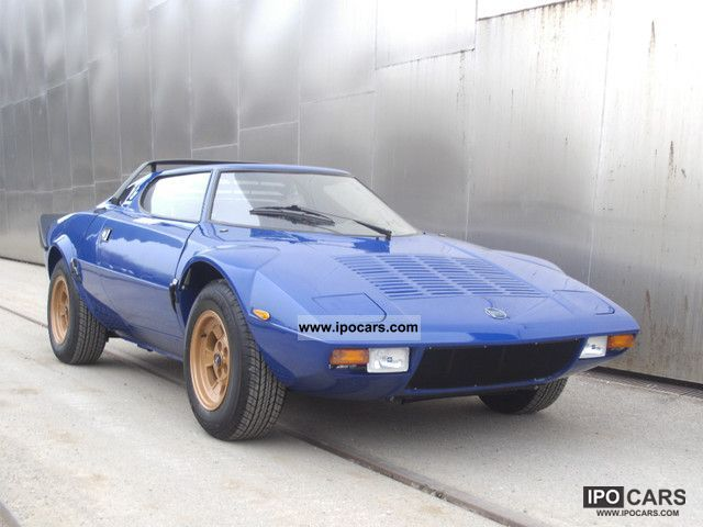 Lancia  Stratos HF (only 2 owners) 1976 Vintage, Classic and Old Cars photo