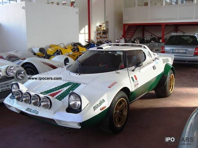 Lancia  Stratos Gr. 4 12 V 1974 Vintage, Classic and Old Cars photo