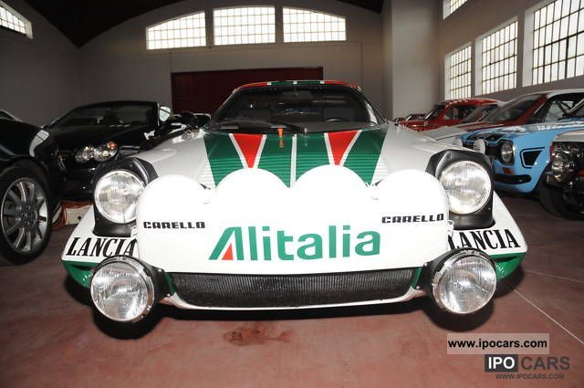 Lancia  STRATOS GR. 4 24 V 1975 Vintage, Classic and Old Cars photo