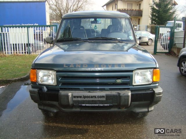 1994 Land Rover  Discovery 2.5 TDi Off-road Vehicle/Pickup Truck Used vehicle photo