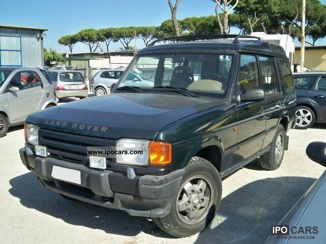 1995 Land Rover  Discovery 2.0 B solo Commercianti - marciante - Other Used vehicle photo