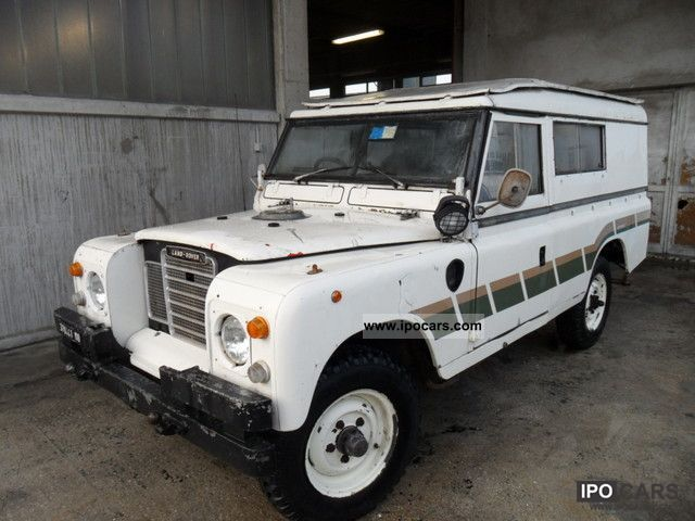 1976 Land Rover  109 Off-road Vehicle/Pickup Truck Used vehicle photo
