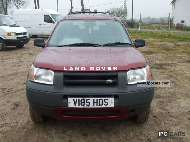 2002 Land Rover  Freelander 1.8 benzyna Off-road Vehicle/Pickup Truck Used vehicle photo
