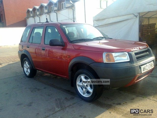 1998 Land Rover  Freelander Off-road Vehicle/Pickup Truck Used vehicle photo