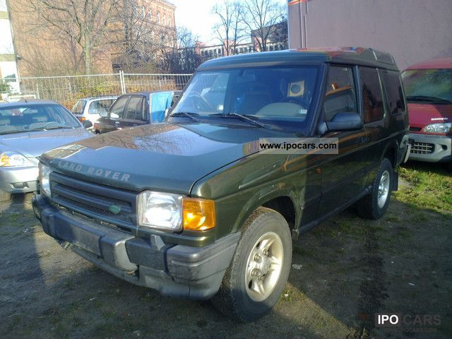 1999 Land Rover  Discovery V8 Off-road Vehicle/Pickup Truck Used vehicle photo