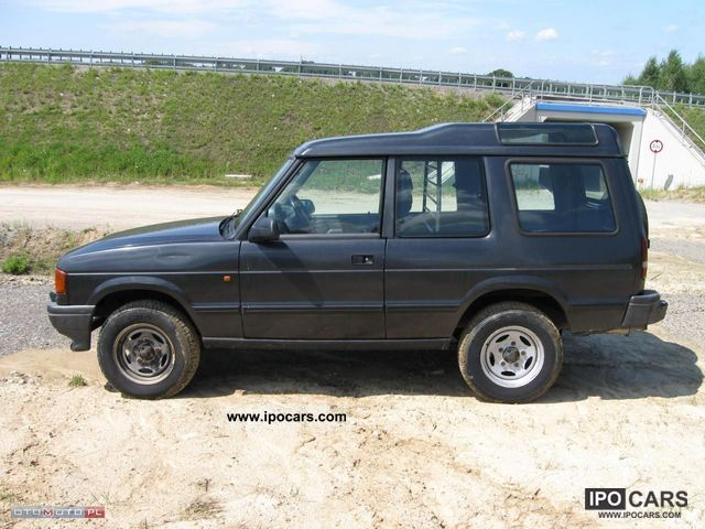 1997 Land Rover  Discovery Zdrowa rama - Zdrowa blacha Off-road Vehicle/Pickup Truck Used vehicle photo