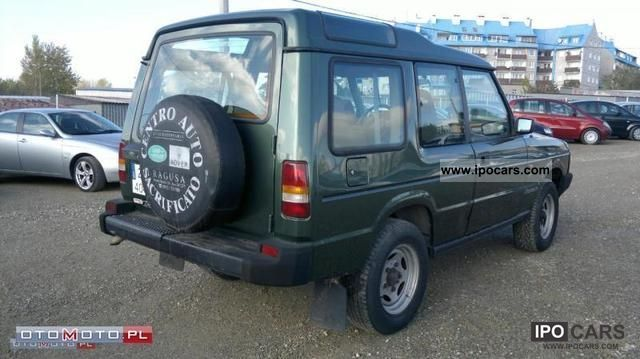 1993 Land Rover  Discovery Piękny Straight From ItAli!!! Off-road Vehicle/Pickup Truck Used vehicle photo