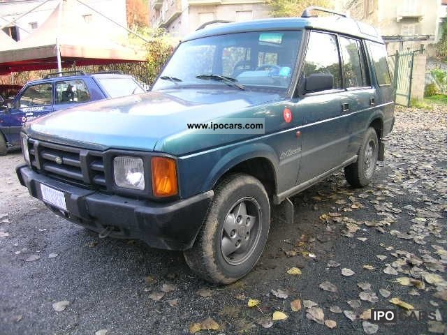 1992 Land Rover  Discovery 2.5 Tdi 5 porte Family Off-road Vehicle/Pickup Truck Used vehicle photo