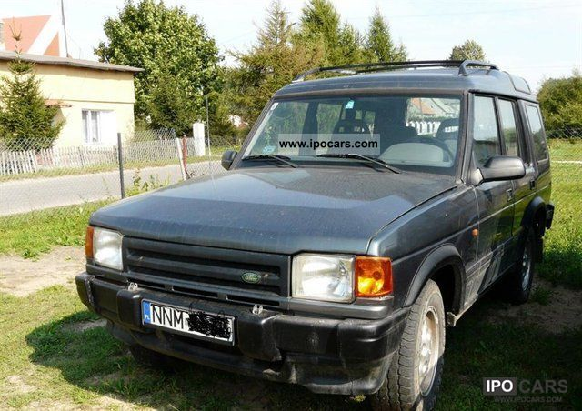 1994 Land Rover  Discovery Other Used vehicle photo