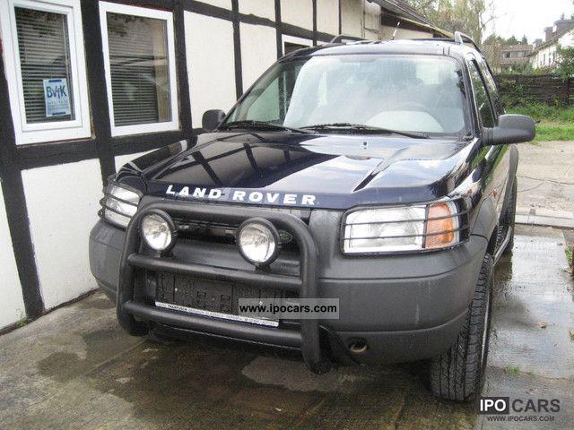 2001 land rover freelander air conditioning car. Black Bedroom Furniture Sets. Home Design Ideas