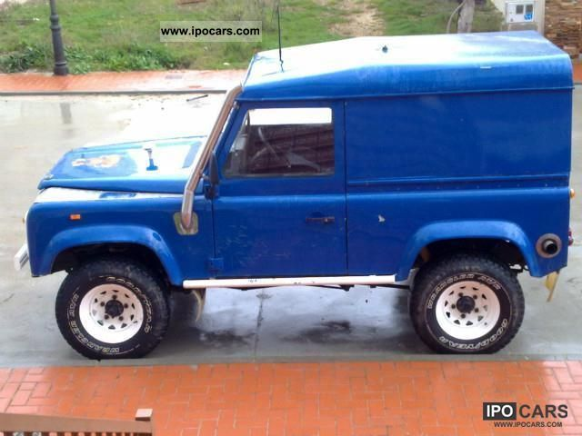 1991 Land Rover  Defender 90 TDI Off-road Vehicle/Pickup Truck Used vehicle photo