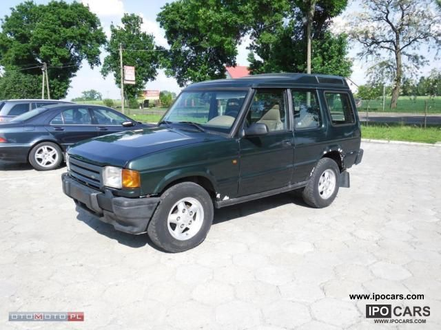 1997 Land Rover  Discovery Off-road Vehicle/Pickup Truck Used vehicle photo