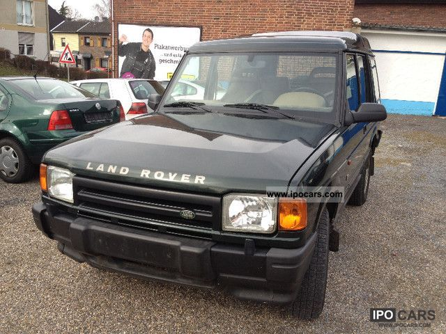 1996 Land Rover  Discovery \ Off-road Vehicle/Pickup Truck Used vehicle photo