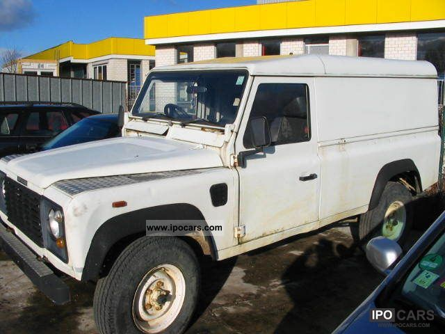 1992 Land Rover  Defender, Long wheelbase, truck certification! RHD!! Off-road Vehicle/Pickup Truck Used vehicle photo