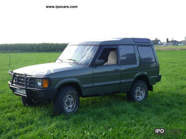1993 Land Rover  Discovery TDi Off-road Vehicle/Pickup Truck Used vehicle photo