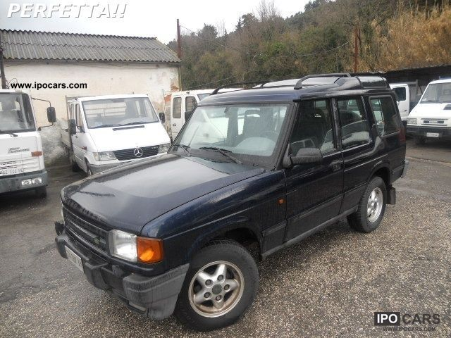 1999 Land Rover  Discovery 2.5 Td5 5 porte Luxury Off-road Vehicle/Pickup Truck Used vehicle photo
