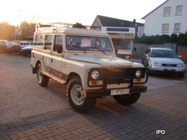 1987 Land Rover  santana Off-road Vehicle/Pickup Truck Used vehicle photo