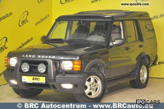 1999 Land Rover  Discovery 2.5 TD5 Auto Matas Off-road Vehicle/Pickup Truck Used vehicle photo