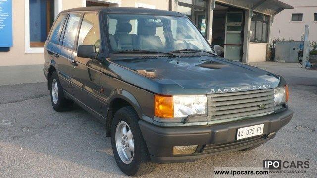 1998 Land Rover Range Rover 4 6 V8 cat 5p  HSE AUTOMATICA - Car
