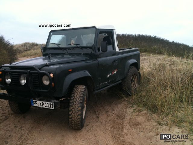 1985 Land Rover  Type 90 Off-road Vehicle/Pickup Truck Used vehicle photo