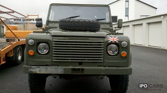 1986 Land Rover  110 ex MOD Off-road Vehicle/Pickup Truck Used vehicle photo