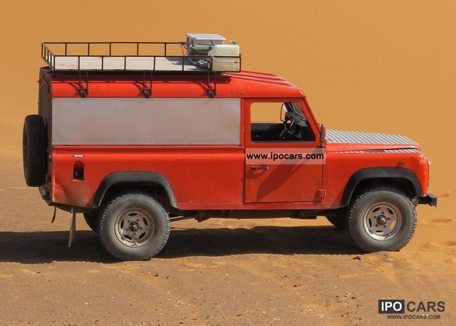 1989 Land Rover  Defender 110 Off-road Vehicle/Pickup Truck Used vehicle photo
