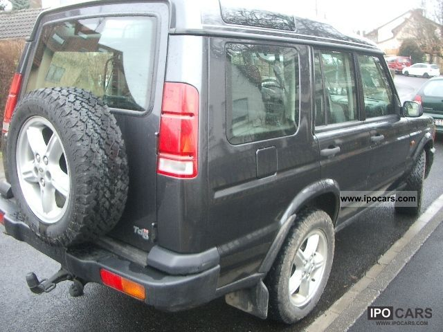 1999 Land Rover  series 2 Off-road Vehicle/Pickup Truck Used vehicle photo