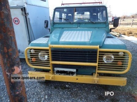 1988 Land Rover  Defender 90 Turbo Off-road Vehicle/Pickup Truck Used vehicle photo