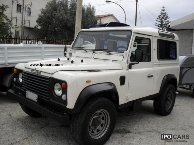 1987 Land Rover  Defender 90 turbo diesel hard top Other Used vehicle photo