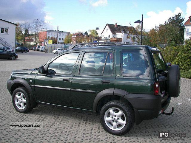 2005 Land Rover Freelander V6 4x4 D, aluminum, Tüv New - Car Photo