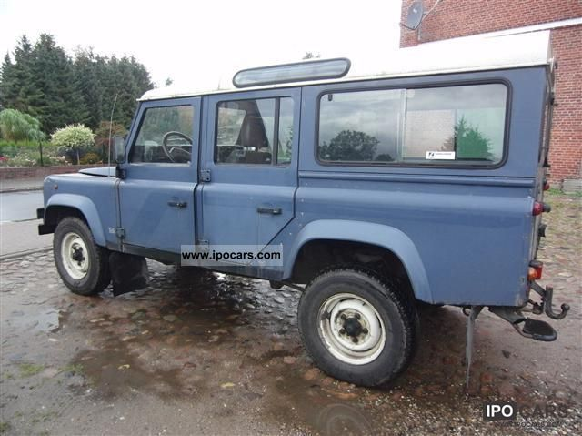 1996 Land Rover  Defender Tdi with no electronics! Off-road Vehicle/Pickup Truck Used vehicle photo