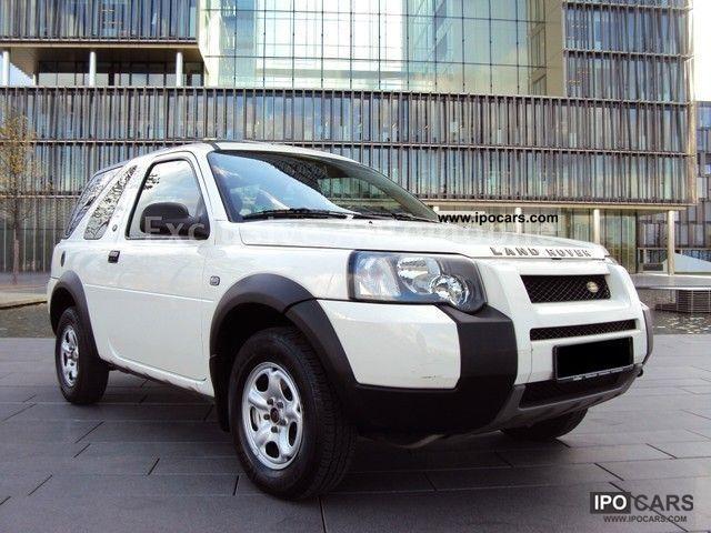 2005 Land Rover  Freelander 1.8i-* CONVERTIBLE * HARDTOP * AIR * ZVF * Off-road Vehicle/Pickup Truck Used vehicle photo