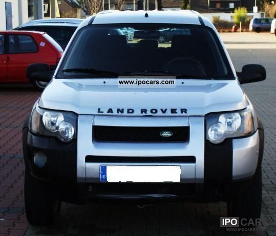 2005 Land Rover Freelander Td4