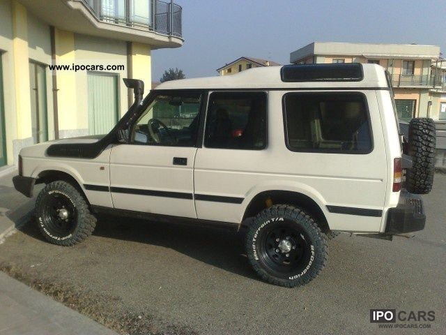 1993 Land Rover Discovery 2 5 Tdi 3 Porte Car Photo And