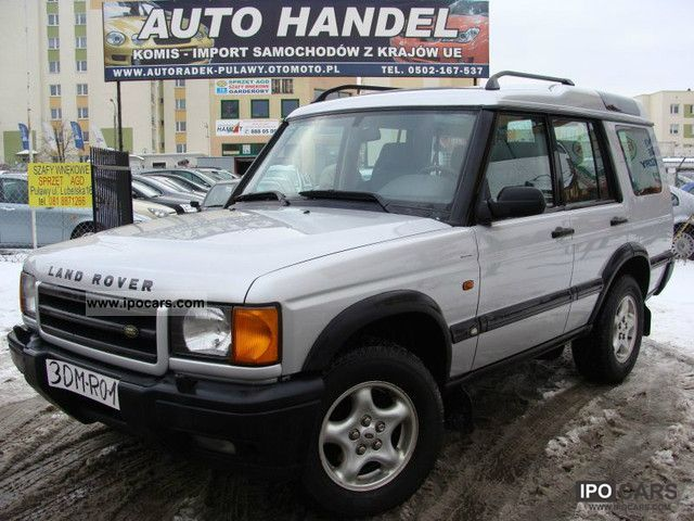 2002 Land Rover  2.5TD5 140km OPŁAC SERWIS JAK NOWY Off-road Vehicle/Pickup Truck Used vehicle photo