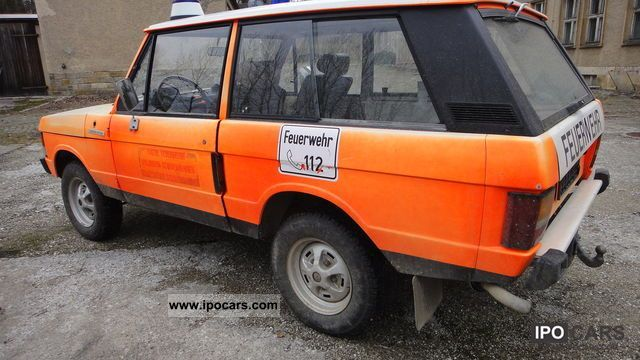 Land Rover  Range Rover 33 500 KM 1977 Vintage, Classic and Old Cars photo