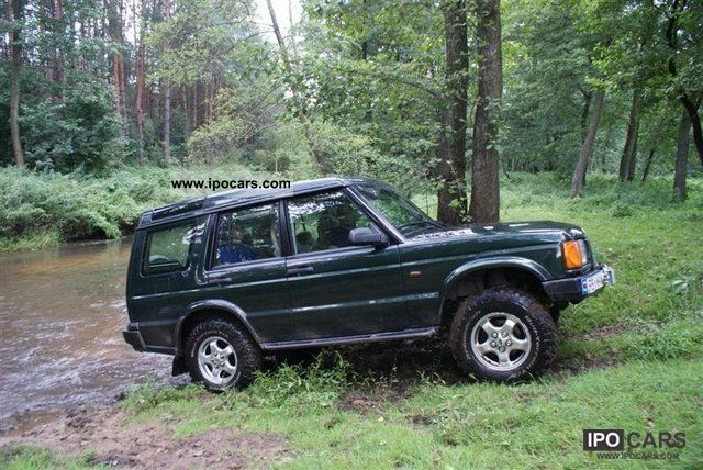 1999 Land Rover  Discovery 2 Other Used vehicle photo