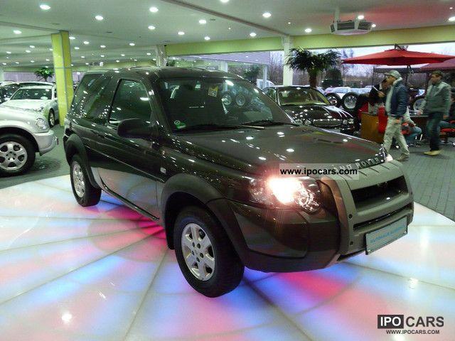 2005 Land Rover Freelander 1.8i ** ** AIR HARDTOP roof ** ** Off-road ...