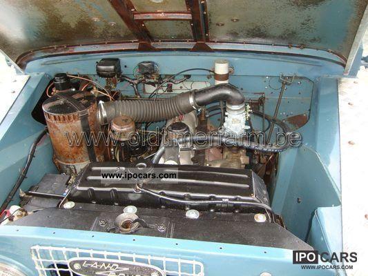 land rover series  rhd car photo  specs