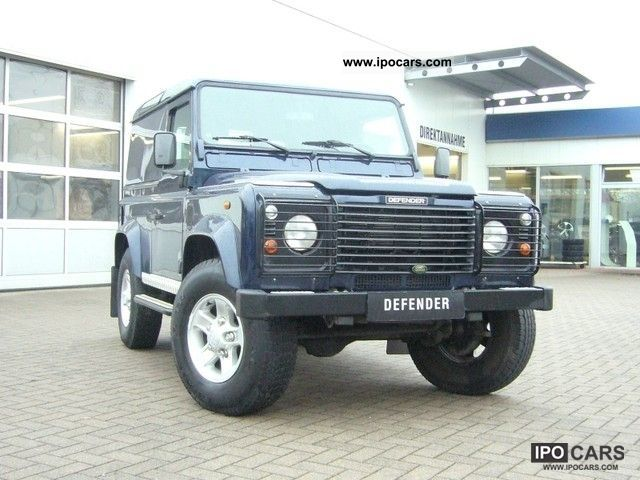 2003 Land Rover  Defender 90 Td5 S Off-road Vehicle/Pickup Truck Used vehicle photo