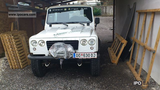 2006 Land Rover  Defender 110 Off-road Vehicle/Pickup Truck Used vehicle photo
