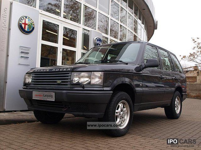 2003 Land Rover  DSE Range Rover 2.5TD SUNROOF - AUTOMATIC Off-road Vehicle/Pickup Truck Used vehicle photo