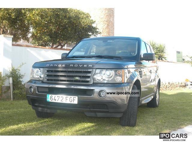2005 Land Rover  Range Rover Sport SE 2.7TDV6 Off-road Vehicle/Pickup Truck Used vehicle photo