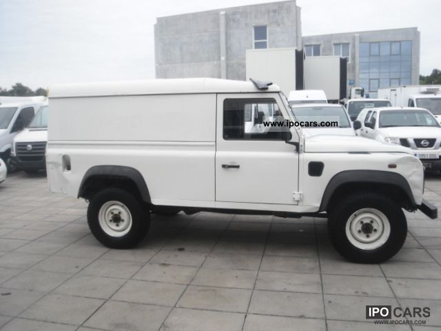 2007 land rover defender 110 air conditioning 99 296