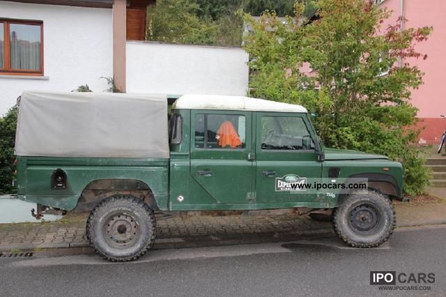 2000 Land Rover 130 Cc Car Photo And Specs