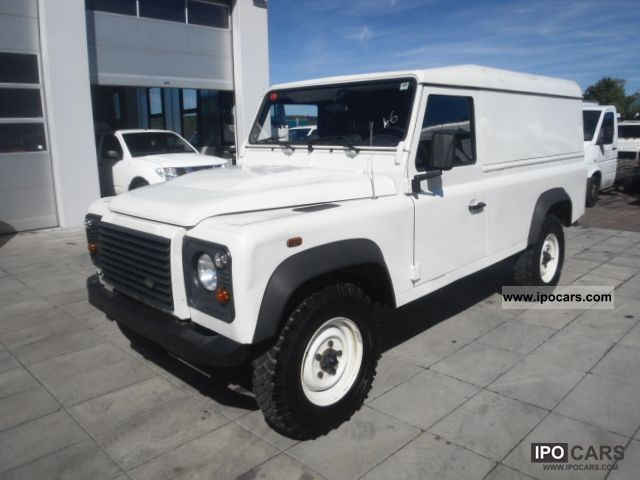2008 Land Rover  Defender 110 * Air conditioning * 93 065 km * 4 * € Off-road Vehicle/Pickup Truck Used vehicle (business photo