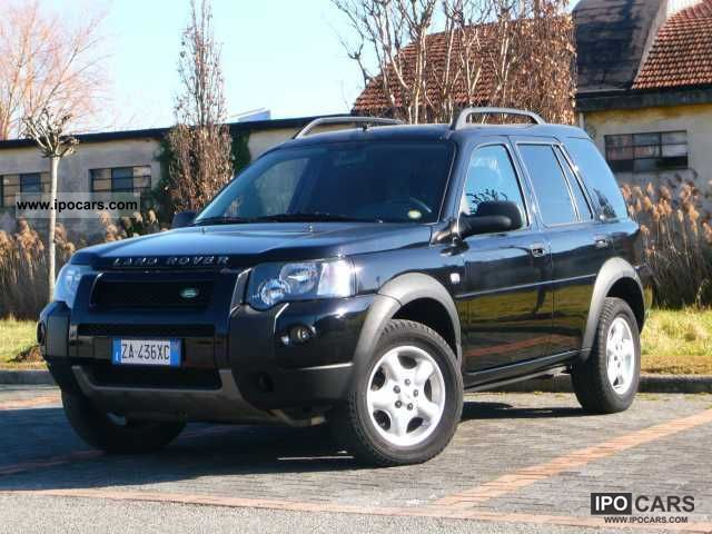 2005 land rover 2 0 td4 freelander hse wagon car photo. Black Bedroom Furniture Sets. Home Design Ideas